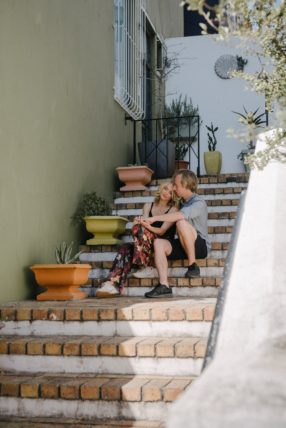 Engagement shoot in Kaapstad