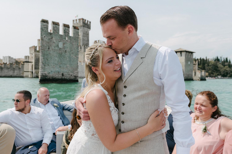 trouwen Garda meer