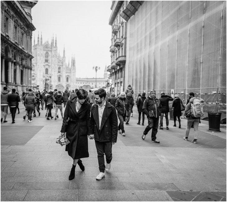 Trouwfotograaf Milaan