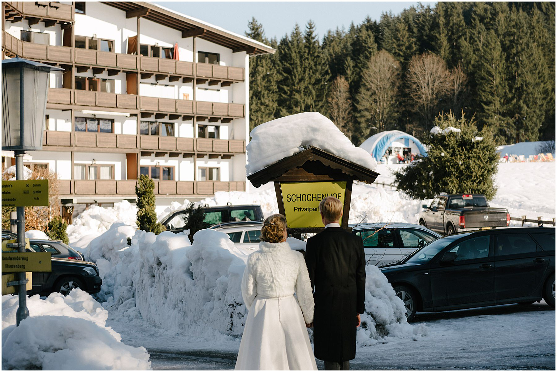 Trouwen in Oostenrijk