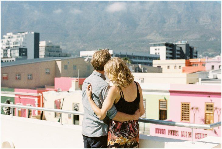 Engagement shoot Bo-Kaap